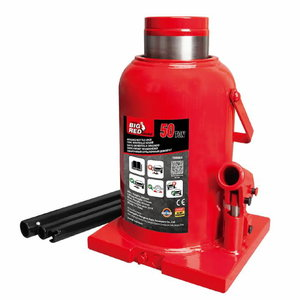 Bottle jack 50T 280mm - 450mm, Torin Big Red