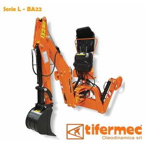 Ekskavaator tagarippsüsteemile L-Series BA22