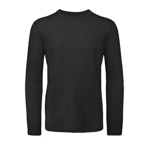 T-Shirt Inspire LSL T, long sleeve, black XL