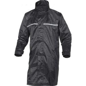 Pvc-Coated POLYESTER TOFINO RAIN COAT 2XL, Delta Plus