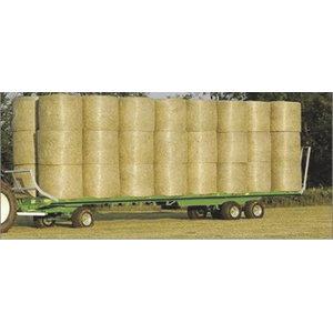 Bale trailer  WAGO TR10000T15, Joskin