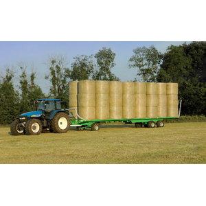Bale trailer  WAGO TR12000T20, Joskin