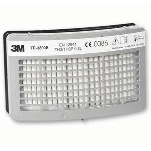 Versaflo TR300, Dustfilter P3, + orgnic vapours, 3M