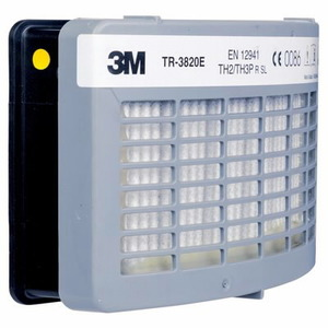 Versaflo filtrs, P3, cietās daļiņas, skābju gāze, 3M