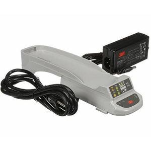 Versaflo™ Laadimise alus TR-641E, koos laadijaga 52000053570, 3M