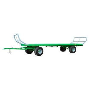 Bale trailer  WAGO TR8000D13, Joskin