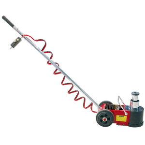 Pneumatic hydraulic jack 30/15T, TBR