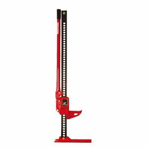 """Latt-tungraud high lift farm jack 48"""" 130-1060mm, Torin Big Red"""
