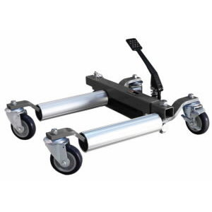 Wheel trolley, right and left
