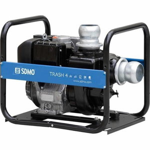 Water pump Trash 4, SDMO