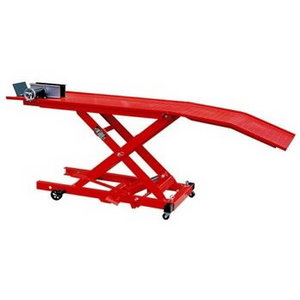 Motorcycle lifting table 360kg