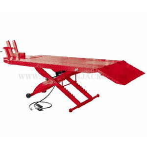 Motorcycle lifting table 600kg, TBR