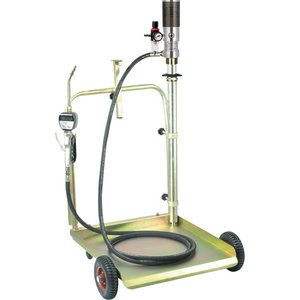 Mobile oil dispensing kit, TBR