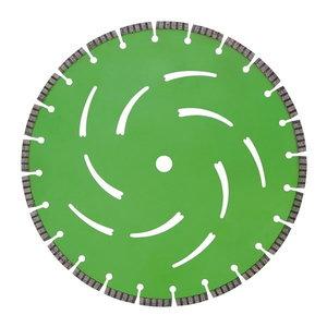 Deimantinis diskas Extreme Cut 230x22,2 betonui, Dr.Schulze