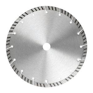 Dimanta disks UNI X10 125x22,2, universāls, Dr.Schulze GmbH