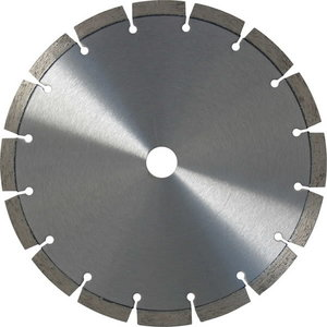 teemantketas BTGP 300x25,4 raudbetoonile, Schulze