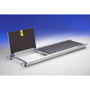 Platform with trapdoor for TEMPO TECH L 2,5 m, Svelt