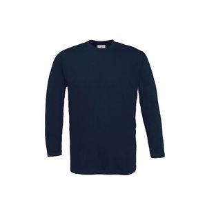T-Shirt Exact 150 LSL navy XL