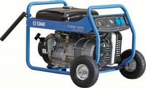 Elektrostacija Turbo 5000, SDMO