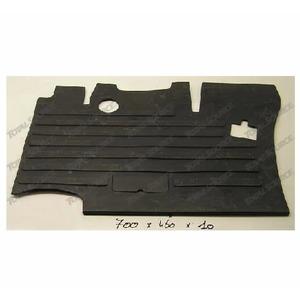 Floor rubbermat, TVH Parts