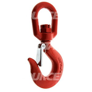 SWIVEL HOOK WITH SAFETY LATCH, TVH Parts