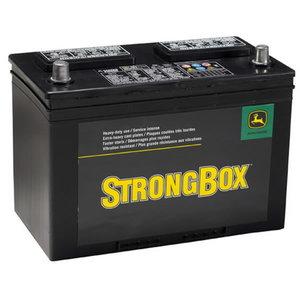 Battery 95XX, 96XX sn:...078555 73Ah/650/780, John Deere