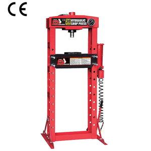 Hydraulic press 30T,  pneumohydraulic, TBR
