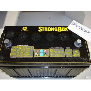 Akumulators 107Ah/950/1140 330x173x240, John Deere