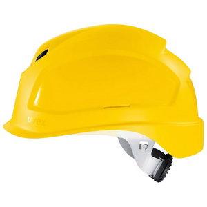 Safety helmet UVEX, yellow PHEOS B-S-WR