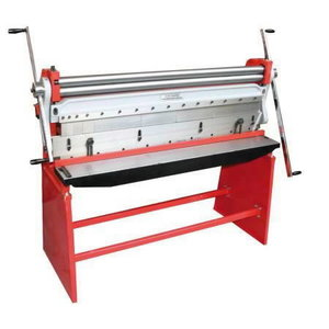Combined sheet machine 3 IN 1 UBM11400, HOLZMANN