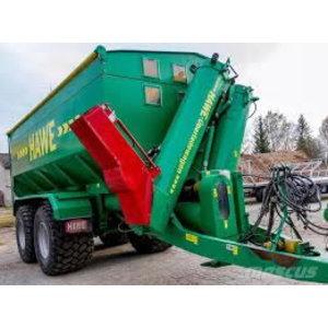 Grain transfer vehicle  ULW 2500 T, HAWE