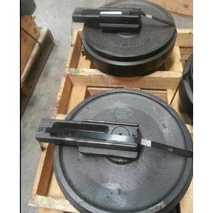 Guide wheel CASE, Parts