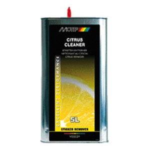 puhastusvahend tsitruselõhnaline CITRUS CLEANER 5L, Motip