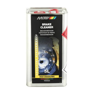 Bremžu tīrītājs BRAKE CLEANER 25L, , Motip
