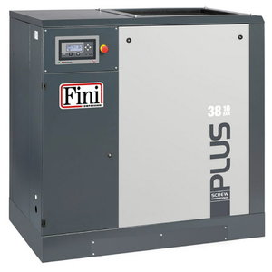 Skrūves kompresors 30kW PLUS 30 10, Fini