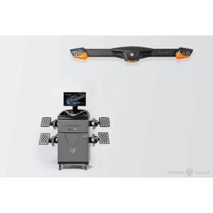 3D ratų suvedimo stendas  7 V7204KA, Techno Vector