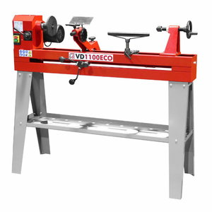Copy wood lathe VD 1100ECO 400V, Holzmann