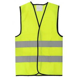 Drošības veste VESTCHILD, dzeltena, for kids L