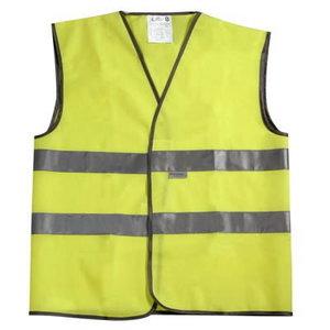 Drošības veste VESTYE, dzeltena 2XL