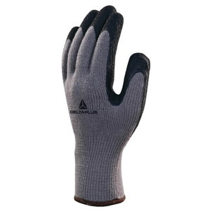 KNITTED ACRYLIC GLOVE FOAM LATEX COATED PALM 9, Delta Plus