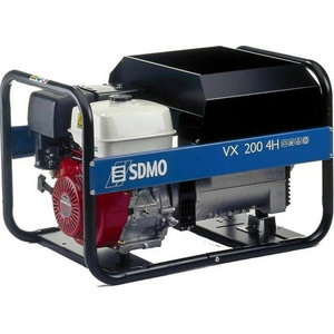 Suvirinimo generatorius VX 200/4H-2, SDMO