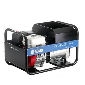 VX220/7.5H metināšanas ģenerators, 200 A, SDMO