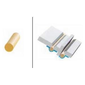 Керамическая подкладка TR5 ümar d=12mm L=600mm,pakis 60m, LINCOLN