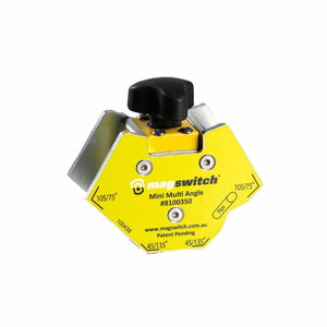 Magnetas pozicionavimui on/off Mini Multi Angle Magswitch, Lincoln Electric