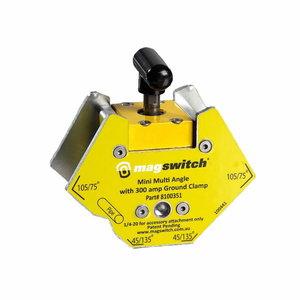 Maandusmagnet Mini Multi Angle 87x89x42mm 300A