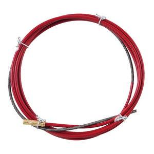 Teraskõri FE  punane (Kemppi) 0,9-1,2mm 5,0m, Specialised Welding Products L