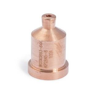 контактный наконечник 100A для плазменного резака Tomahawk 1538, в упаковке 5шт., LINCOLN