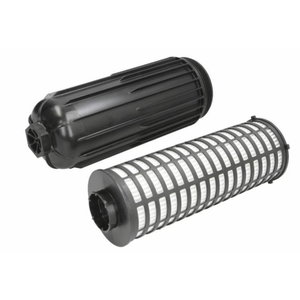 Oil filter with cover NH 5801592262 MANN