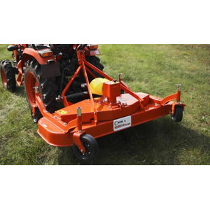 Flat deck mower TCR150, Kubota