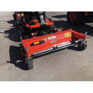 Front flail mower TEG1600 HD Special F3090-F3890, Kubota